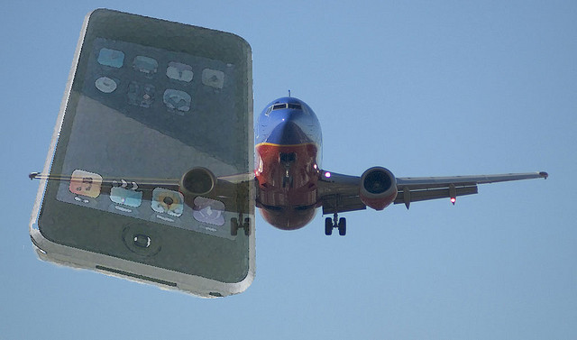 Cell Phones & Airplanes: Why Do We Still Turn Them Off?