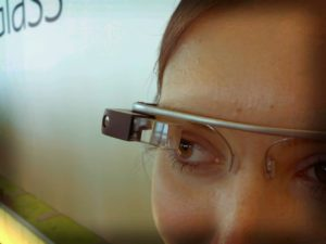 Up Close with Google Glass